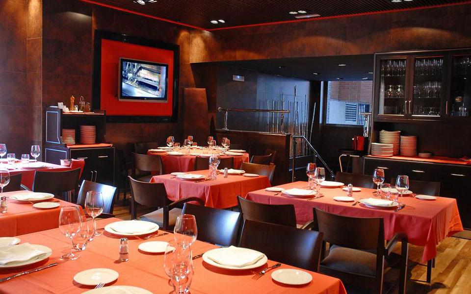 Asador madrile o madrid rincones secretos - Restaurante adrede ...