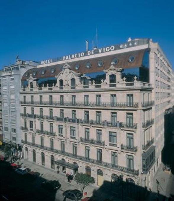 Hotel Palacio de Vigo - Vista Exterior del Hotel