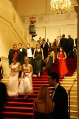 Escaleras del palacio